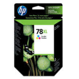 Tinta HP No.78 XL, C6578AE